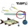 Монтажи и поводи за риболов на сом