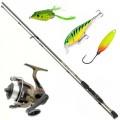 Комплекти за спининг риболов