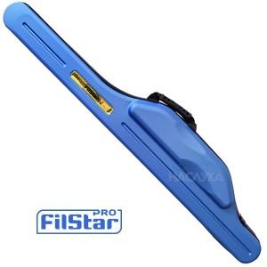 Твърд калъф за въдици Filstar PVC KK 203 - 1.35м