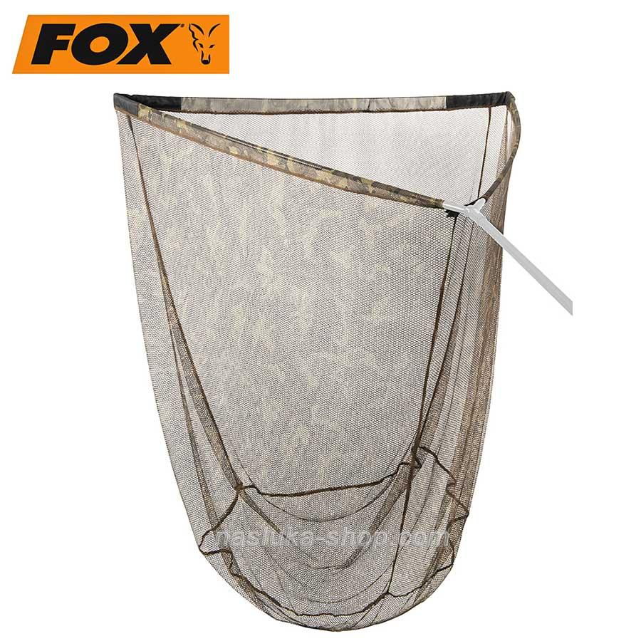 Резервна мрежа за кеп Fox Camo Landing Net Mesh