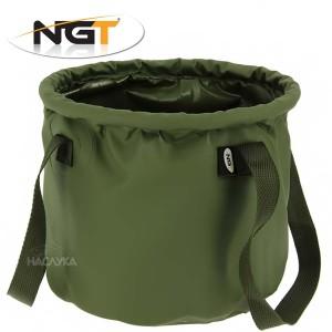 Сгъваема кофа - футер NGT PVC Water Bucket