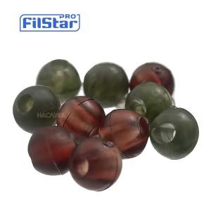 Гумени мъниста за монтажи Filstar Soft beads