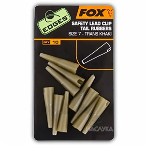 Шлаух за монтажи Fox Slik Lead Clip Tail Rubbers
