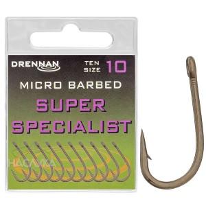 Куки Drennan Super Specialist