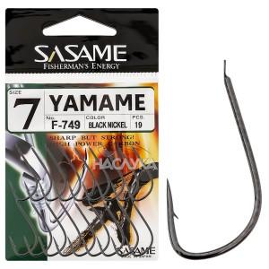 Куки за риболов Sasame Yamame F-749