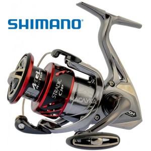 Бързооборотна макара Shimano Stradic CI4+ 2500HG