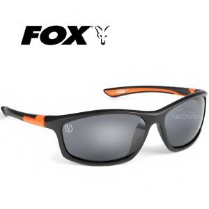 Слънчеви очила Fox Wraps - Black / Orange