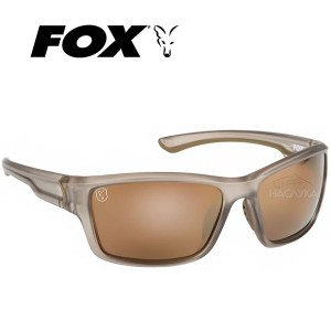 Слънчеви очила Fox Avius - Trans Khaki / Brown