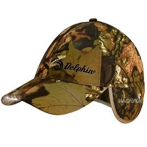 Светеща зимна шапка с LED диоди Delphin