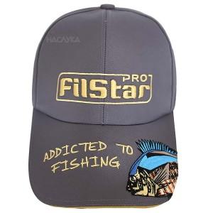 Шапка с козирка Filstar 3D Pro Sea Bream