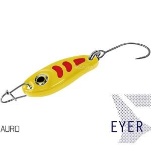 Блесна клатушка за пъстърва Delphin Eyer - Auro