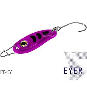 Блесна клатушка за пъстърва Delphin Eyer - Pinky