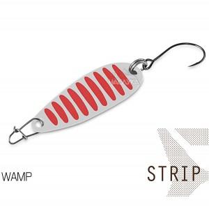 Блесна клатушка за пъстърва Delphin Strip - Wamp
