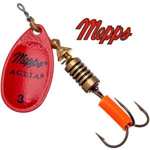 Блесна Mepps Aglia - Red