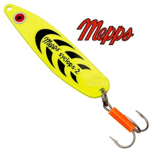 Блесна Mepps Syclops - Fluo Chart