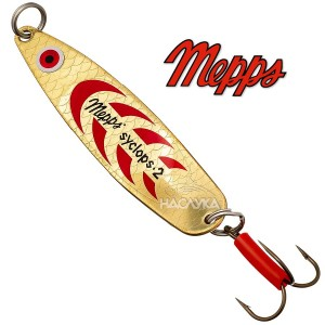 Блесна Mepps Syclops - OR, Rge