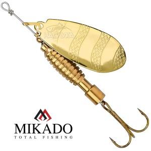Въртяща блесна Mikado Drone - Gold