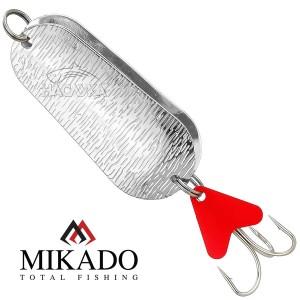 Блесна - Клатушка Mikado Trython Double - Silver