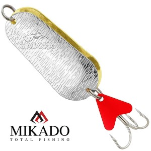 Блесна - Клатушка Mikado Trython Double - SG