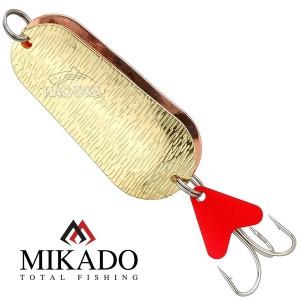 Блесна - Клатушка Mikado Trython Double - GC