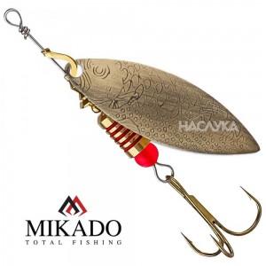 Въртяща блесна Mikado Willow - OZ