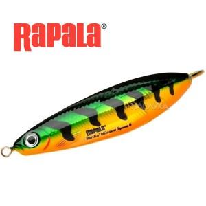 Блесна - Клатушка Rapala Minnow Spoon - цвят FLP