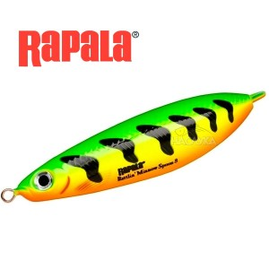 Блесна - Клатушка Rapala Minnow Spoon - цвят FT