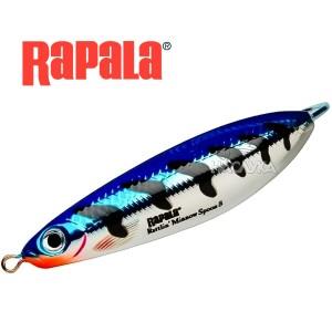 Блесна - Клатушка Rapala Minnow Spoon - цвят MBT