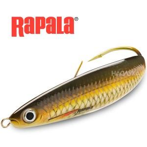 Блесна - Клатушка Rapala Minnow Spoon - цвят RFSH