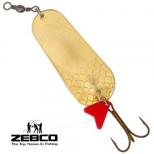 Блесна Клатушка Zebco Classic Spoon - цвят Gold
