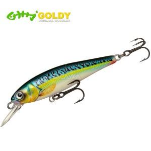 Воблер Goldy Gold Fish 5.5см - цвят GPZ
