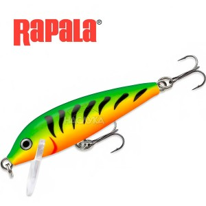 Воблер Rapala Countdown - цвят FT