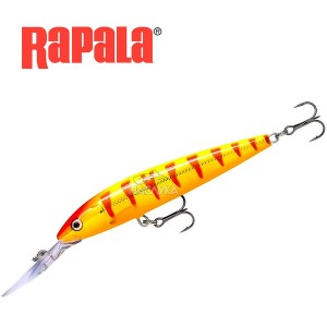 Воблер Rapala Dawn Deep Husky Jerk - цвят CLG