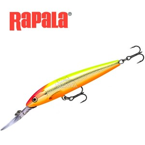 Воблер Rapala Dawn Deep Husky Jerk - цвят CLS