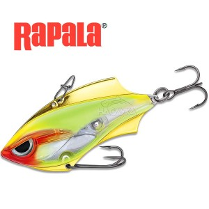 Воблер Rapala Rap-V Blade - цвят CLN