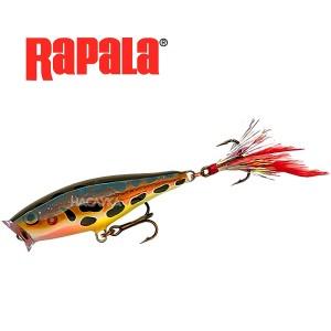 Воблер Rapala Skitter Pop - цвят F