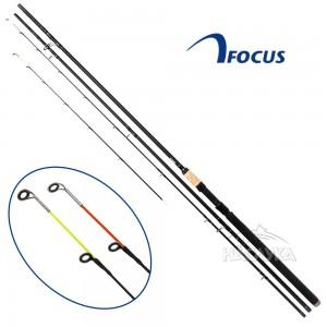 Фидер Focus Anubis Feeder 3.60м - 100г