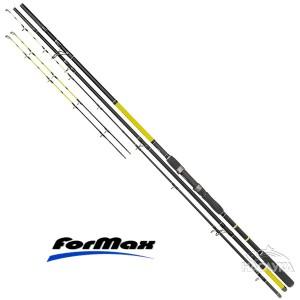 Фидер въдица Formax Shadow River Feeder 3.90м - 100-350г
