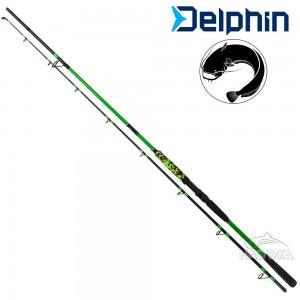 Въдица за тежък спининг Delphin Hyperio 2.70м - 120г