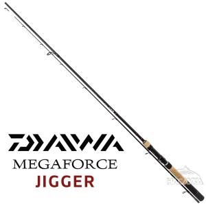 Спининг въдица Daiwa Megaforce Jigger 2.60м 3-18г