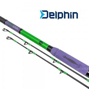 Въдица за морски риболов Delphin Pilkster - 2.40