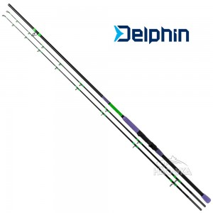 Въдица за морски риболов Delphin Pilkster - 2.70