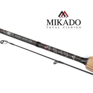 Спининг въдица Mikado X-Plode Light Spin 2.10 - 4-17г