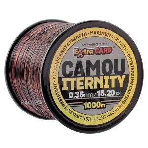 Шаранско влакно Extra Carp Camou Iternity 1000m
