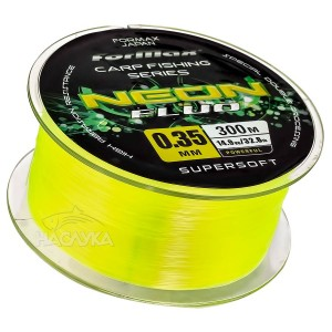 Шаранско влакно Formax Neon Fluo - 300м