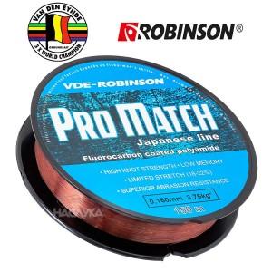 Влакно за мач риболов Van Den Eynde - Robinson Pro Match - 150м