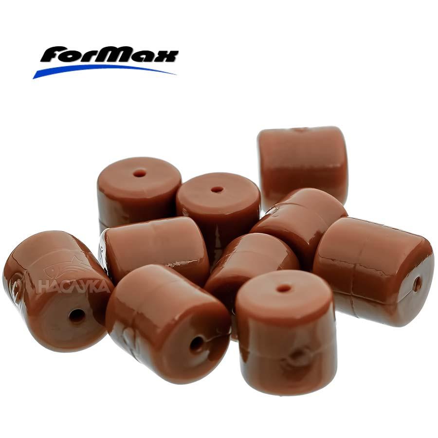 Плуващи силиконови пелети за стръв Formax - Коноп