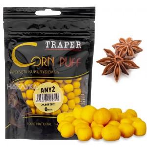Пуканки за стръв Traper Corn Puff - Анасон