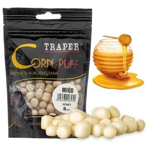 Пуканки за стръв Traper Corn Puff - Мед