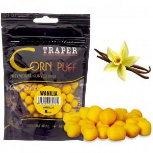 Пуканки за стръв Traper Corn Puff - Ванилия